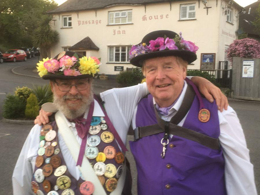 Big-Dave-and-Barry-at-Lympstone-2017