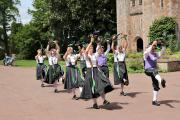 Raddon-Hill-Somerset-weekend---Dunster-Castle-5-Dancers-DL