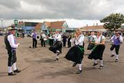 Raddon-Hill-Somerset-weekend-dancing-on-Minehead-seafront-DL