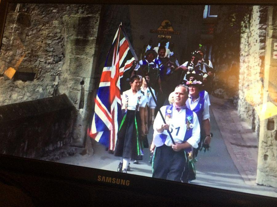 Parade-Raddon-Hill-in-the-Parade-1---from-the-Video