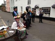 Topsham---July-2018---band-for-Bradninch-Millers