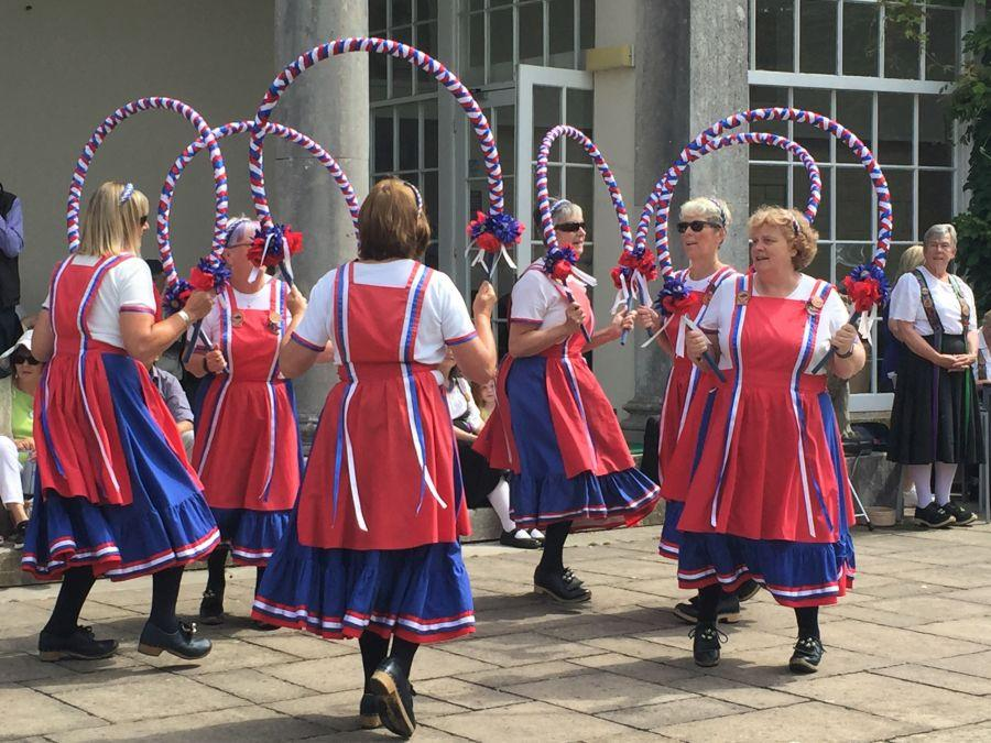 Bicton-Gardens---Sidmouth-Steppers-1