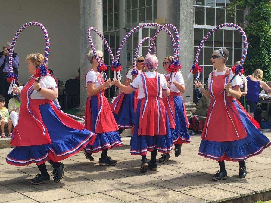 Bicton-Gardens---Sidmouth-Steppers-2