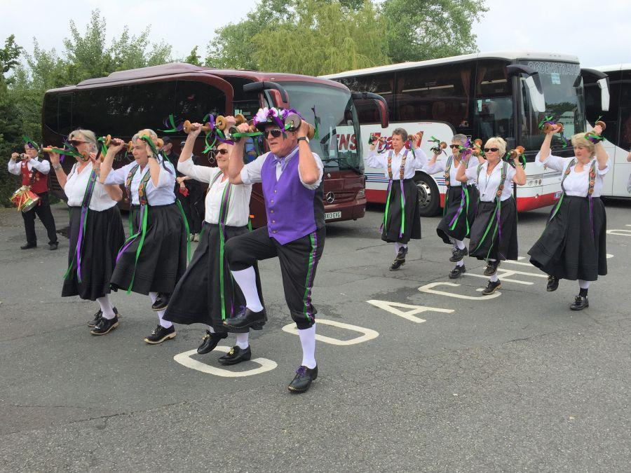 Isle-of-Wight-2019---Raddon-Hill-dancing-at-Godshill-4