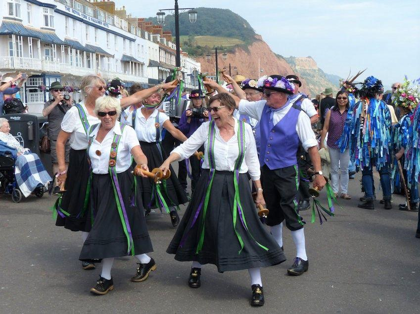 Sidmouth-Seafront-1-August-2019